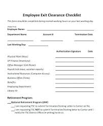 Employee File Checklist | Ophion.co