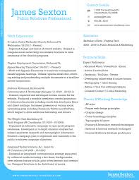Pr Resume Objective Public Relations Resume Sample Cover Letter