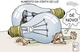 Resultado de imagem para CONTA DE LUZ: LEMBRANDO MAIO COMEÇA COM BANDEIRA TARIFÁRIA MAIS CARA