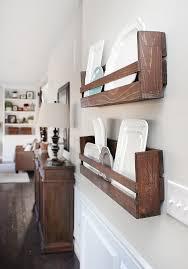 platter rack diy kitchen
