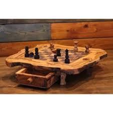 Handmade Wooden Board Games Simple Wooden Chess Board Handmade Olive Wood Chess Games Hand Crafted