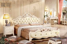 designer bed furniture. High Quality French New Design Bedroom Furniture Sets With 1.8m Bed,Beside Table,Dressing Chair,Flower Stand 910-in From Designer Bed E