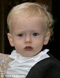 53 Albert Louis Philip Edward Windsor. BORN: 22 September, 2007, to Lord and Lady Nicholas Windsor. NAPPY NOTE: The first Royal baby for several generations ... - article-2153337-1262F169000005DC-515_232x305