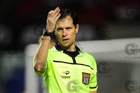 Resultado de imagem para Árbitro de futebol Rodrigo Guarizo do Amaral
