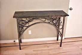 art nouveau furniture. art nouveu style console table nouveau furniture