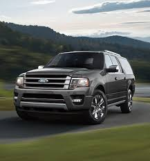 2017 Ford® Expedition SUV | Features | Ford.com