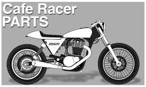 ryca motors motorcycle kits parts cafe racer bobber