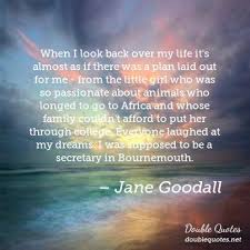 Girl Jane Goodall Quotes Collected Quotes From Jane Goodall With Stunning Jane Goodall Quotes
