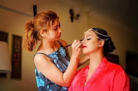 bridal makeup artist pooja sharma