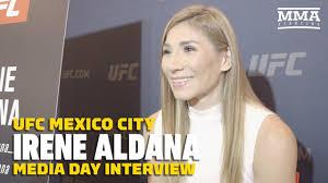 Irene Aldana Wants Rematch Against Raquel Pennington