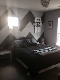 Raider room is scoring together | Raider room | Football rooms, Boy ...