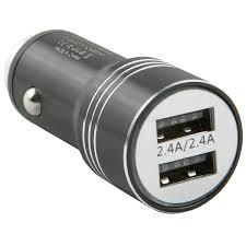<b>Аксессуар</b> для автомобиля <b>Red Line</b> AC-5 2 <b>USB</b>, black ...