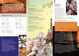 Old Brochures Brochures Of Food Tours Food Tour In Delhi