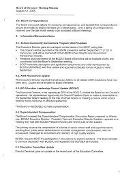 board of directors minutes of meeting template sample format of minutes of board meeting gse bookbinder co