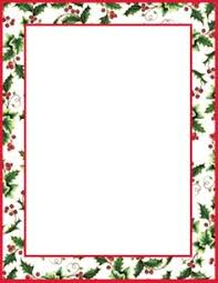 religious christmas borders and frames. Unique Christmas Free Religious Christmas Letterhead Templates  Geographics Holly U0026amp  Ivy Christmas Letterhead 85 Inside Religious Borders And Frames O