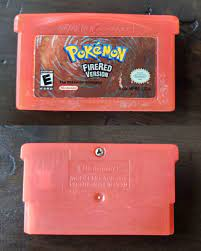 Real or fake? Used Pokemon Fire Red from Gamestop.: GameboyAdvance