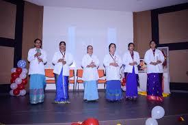 Lamp Lighting Ceremony School Of Nursing