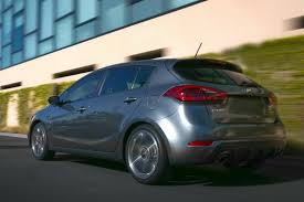 2014 Kia Forte 5-Door Debuts With 201HP Turbo GDI [Video ...