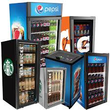 Pepsi Vending Machine Commercial Inspiration Pepsi Display Coolers Refrigerators IDW