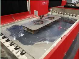 3 axis cnc stone cutting machine for marble granite countertop making with 12 tools changed hlcnc 3015