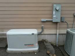 generac generator installation. Image Generac Generator Installation