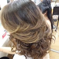ダウンスタイル巻巻髪前髪ふわふわホットカーラーヘアセットヘア