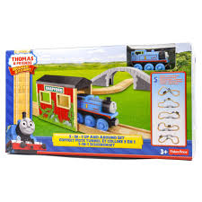 thomas friends wooden railway 5 in 1 up and around set