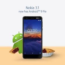 Nokia 3 1 Gets Android Pie Update Gsmarena Com News