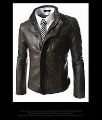 Men Leather Jackets Mens Designer Jacket Man Casual Coats ... & Men Leather Jackets Mens Designer Jacket Man Casual Coats Outerwears Mens  Motorcycle Leather Jackets Zipper Waist Length Pu Leather Quilted Jackets  Sweater ... Adamdwight.com
