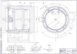 Технологический процесс сборки ползуна пресса и механической  Технологический процесс сборки ползуна пресса и механической обработки стакана