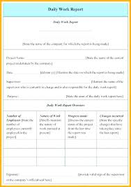 Word Project Project Report Template Word