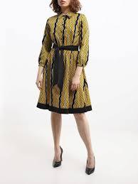 <b>Платье</b> с поясом - Чижик