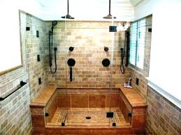 modern walk in shower designs shower with seat stand up shower with seat walk in shower