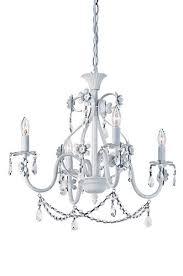 patriot lighting rdre 20 4 light antique white chandelier at menards