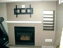 floating shelves above fireplace floating shelf above fireplace wooden beam above fireplace mount with shelf over