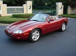 jaguar sport car 1998