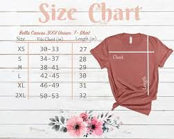Bella T Shirt Size Chart Bella Canvas Unisex V Neck Size Chart Amazon Com I Am A