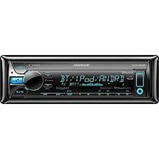 amazon com new kenwood kdc bt558u in dash 1 din cd usb aux mp3 kenwood kdc x500 single din bluetooth in dash cd am fm car stereo