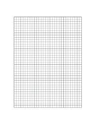 Printable Graph Paper Full Page 1 Inch Images Of 1 4 Inch Graph Paper Free Printable