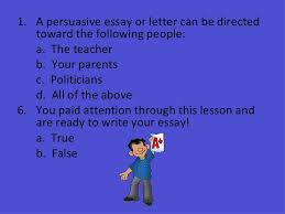 th grade writing strategies class persuasive writing 18 <ul><li>a persuasive essay
