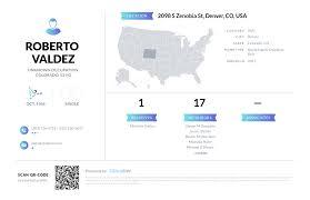 Roberto Valdez, (720) 596-4131, 2098 S Zenobia St, Denver, CO   Nuwber