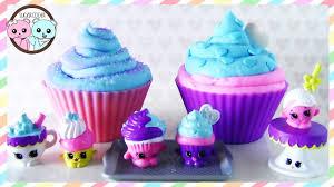 Shopkin Cupcakes Shopkin Cake Youtube