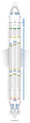Airbus A330 Seating Chart Thai Airways Seatguru Seat Map Airasia X Airbus A330 300 333 Seatguru