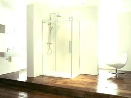 aqua glass tub shower or shield folding door with frosted masco