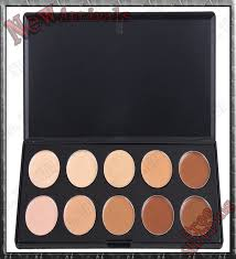 whole professional natural studio fix 10 color eye face concealer palette camouflage makeup china