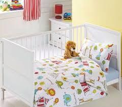 jungle safari cot bed toddler quilt