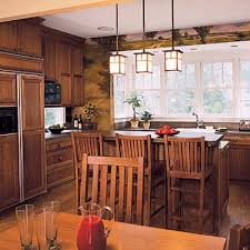 craftsman style kitchen lighting. Perfect Pendants Kitchen Lighting Schemes This Old House Craftsman Style E