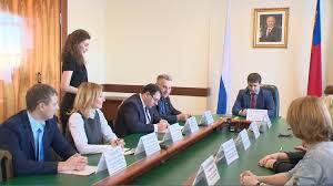 Обладминистрация и контрольно надзорные органы заключили  Обладминистрация и контрольно надзорные органы заключили соглашение о сотрудничестве