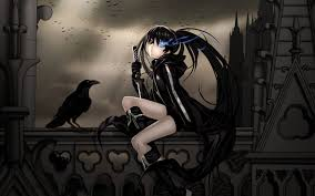 Popular anime girls with black hair. 80 Cute Anime Profile Pictures For Girls 2020 We 7