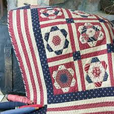 Free Patriotic Quilting Pattern: Patriot's Home - The Quilting Company & Free Patriotic Quilting Pattern: Patriot's Home Adamdwight.com